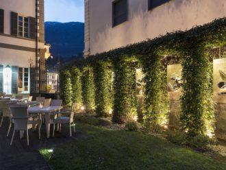 Grand Hotel Della Posta - Garten