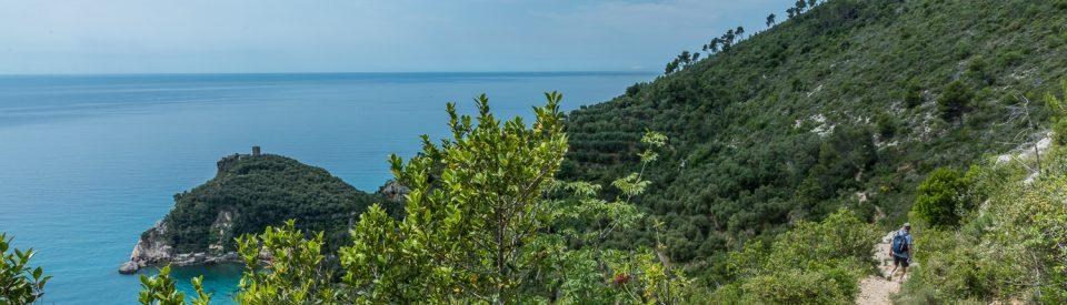 Wandern Capo-Noli