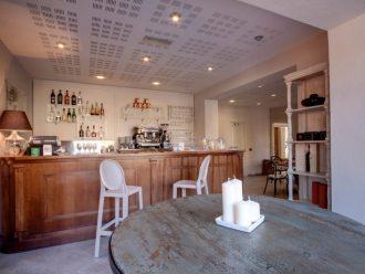 Bar im Hotel ai Tardì