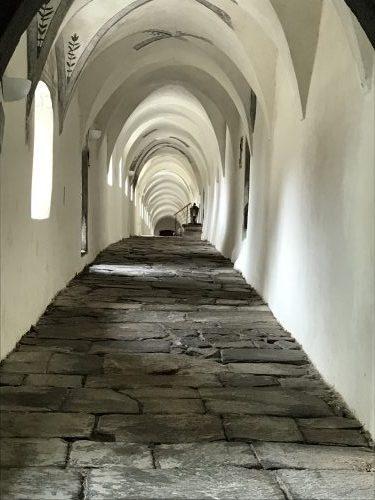 Das Kloster in Karthaus im Schnalstal