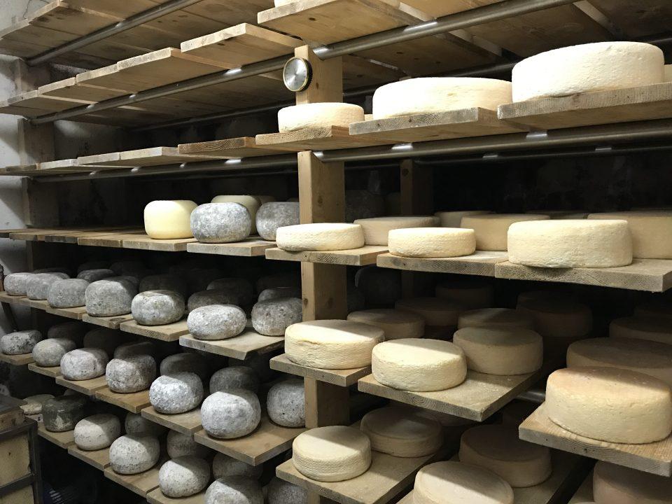 Bauernhof Roatnocker, Unsere Liebe Frau im Walde - Käse