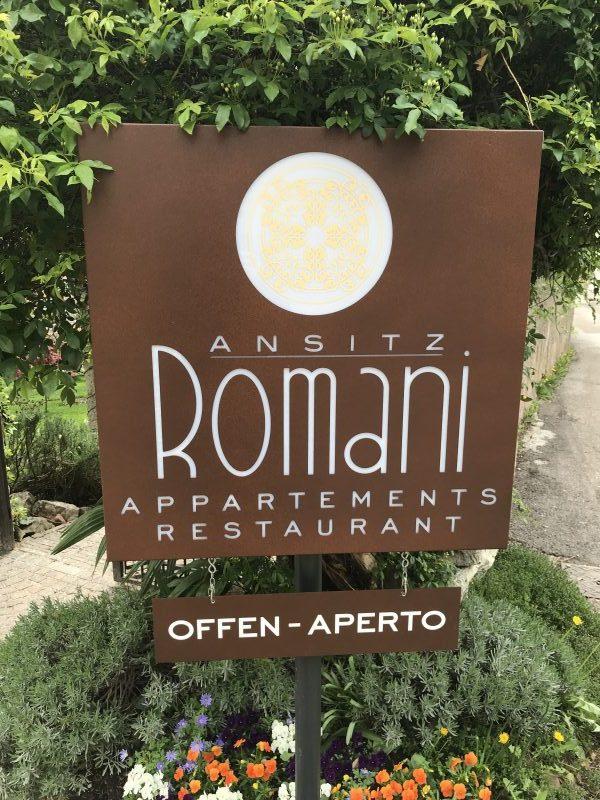 Ansitz Romani, Tramin