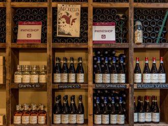 Biologischer Wein vom Landgut