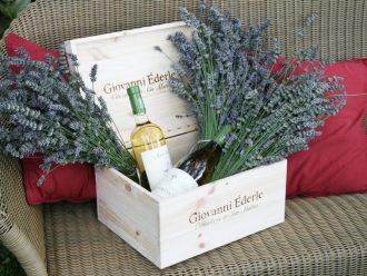Lavendel aus eigener Produktion