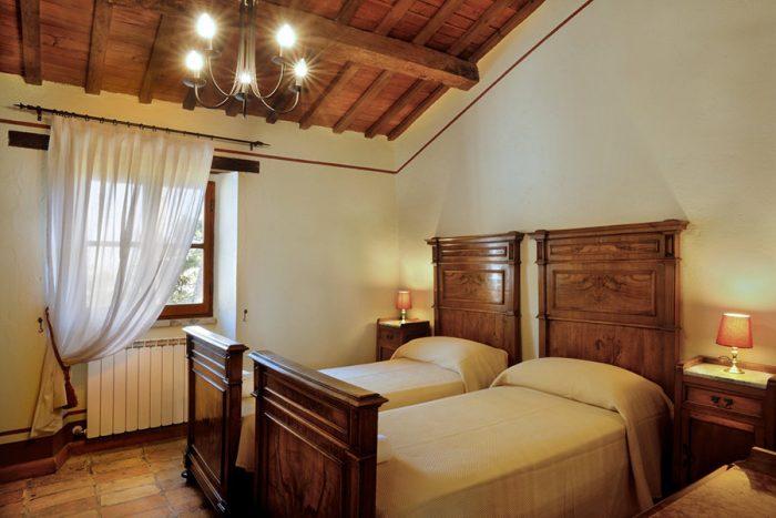 Albergo Diffuso Zweibettzimmer