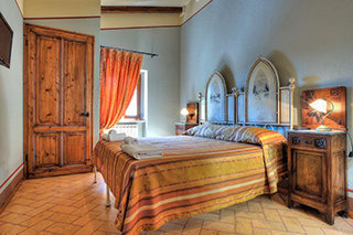 Albergo Diffuso Borgo Doppelzimmer