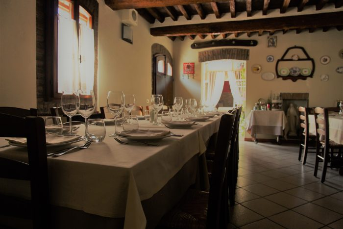 Agriturismo Garuti - Restaurant