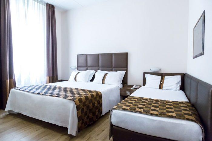 Hotel Libertà - Dreibettzimmer