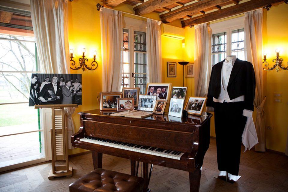 Casa Luciano Pavarotti