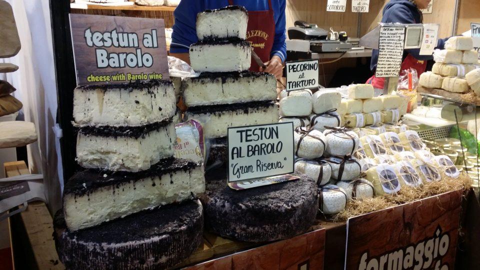 Käse aus dem Piemonte