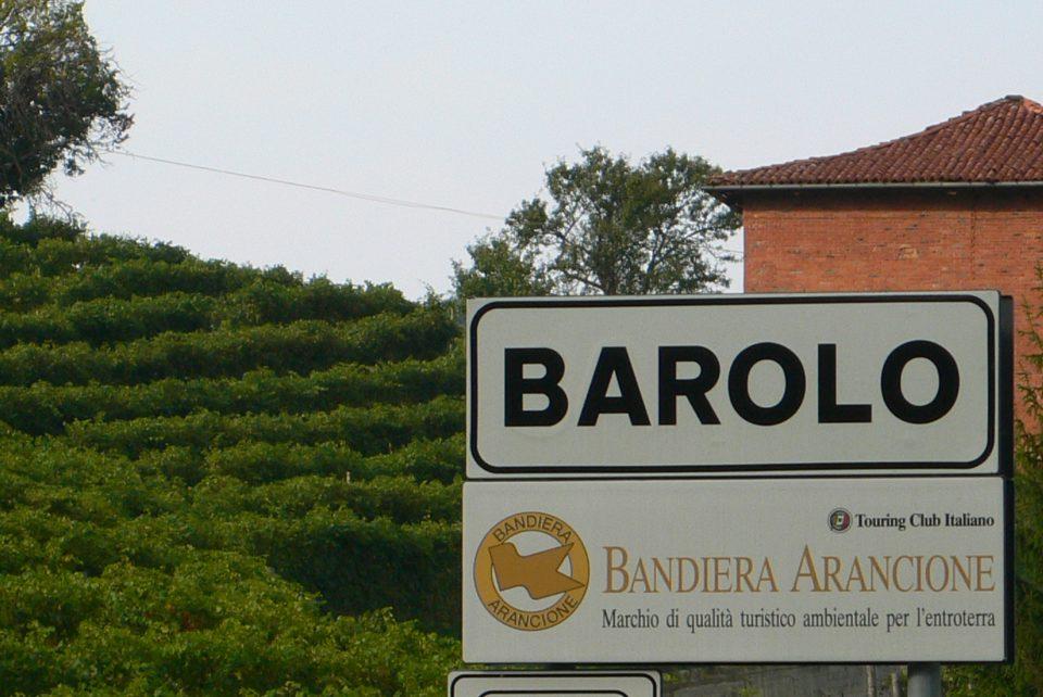 Die Stadt Barolo